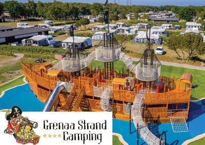 Grenå Strand Camping