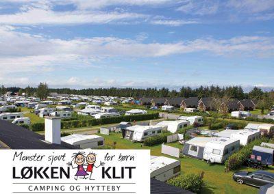 Løkken Klit Camping