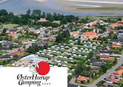 Øster Hurup Camping