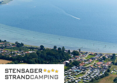 Stensager Strand Camping