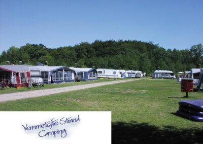 Vemmetofte Strand Camping